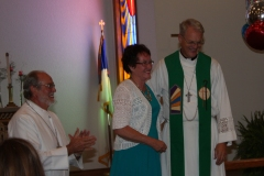 Pastor Schnackenberg Retirement